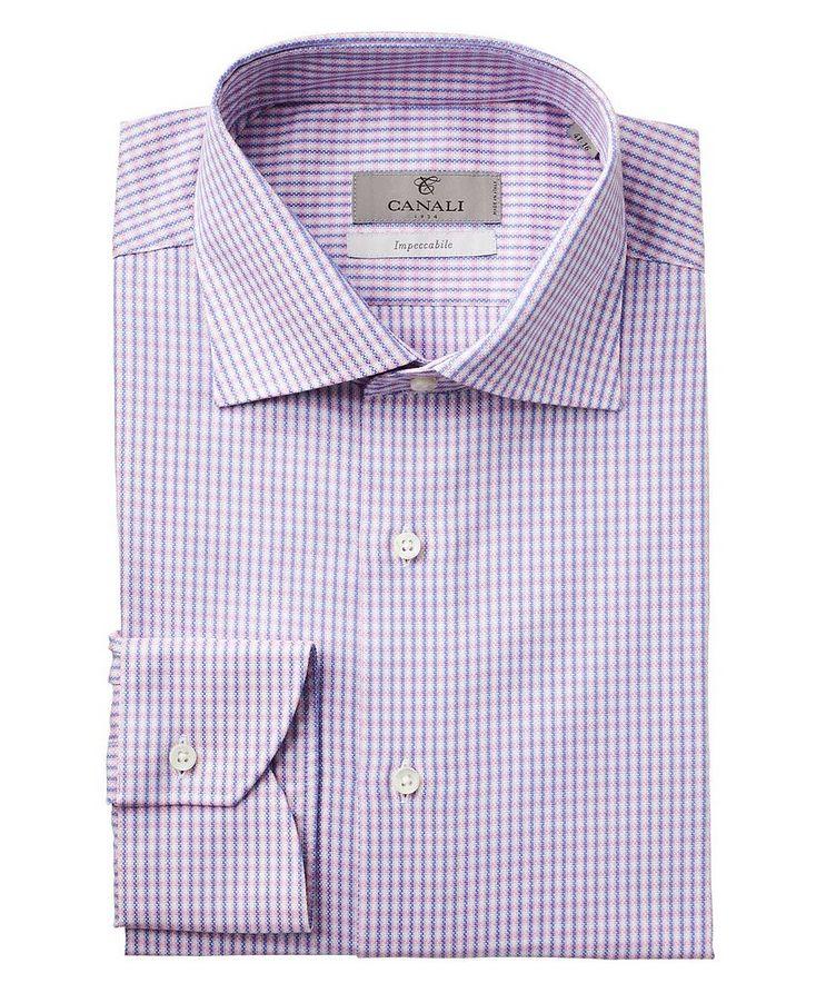 Checked Impeccabile Dress Shirt image 0