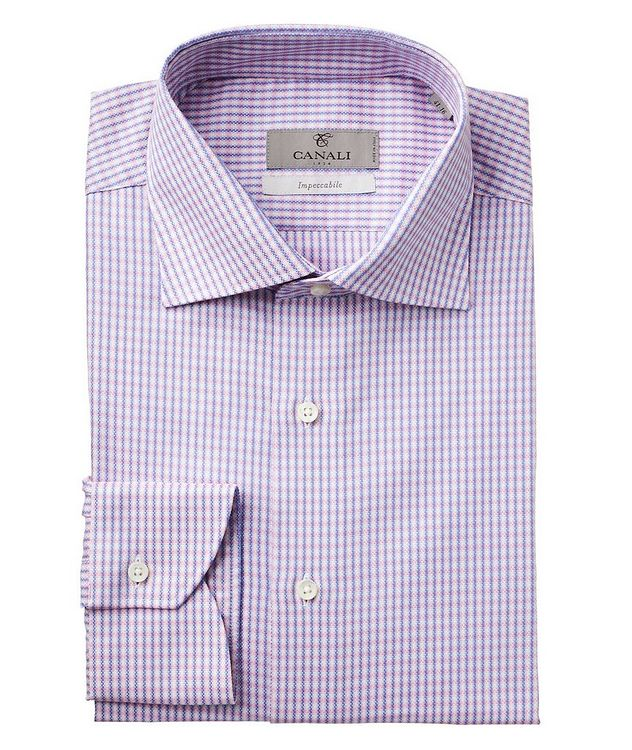 Checked Impeccabile Dress Shirt picture 1