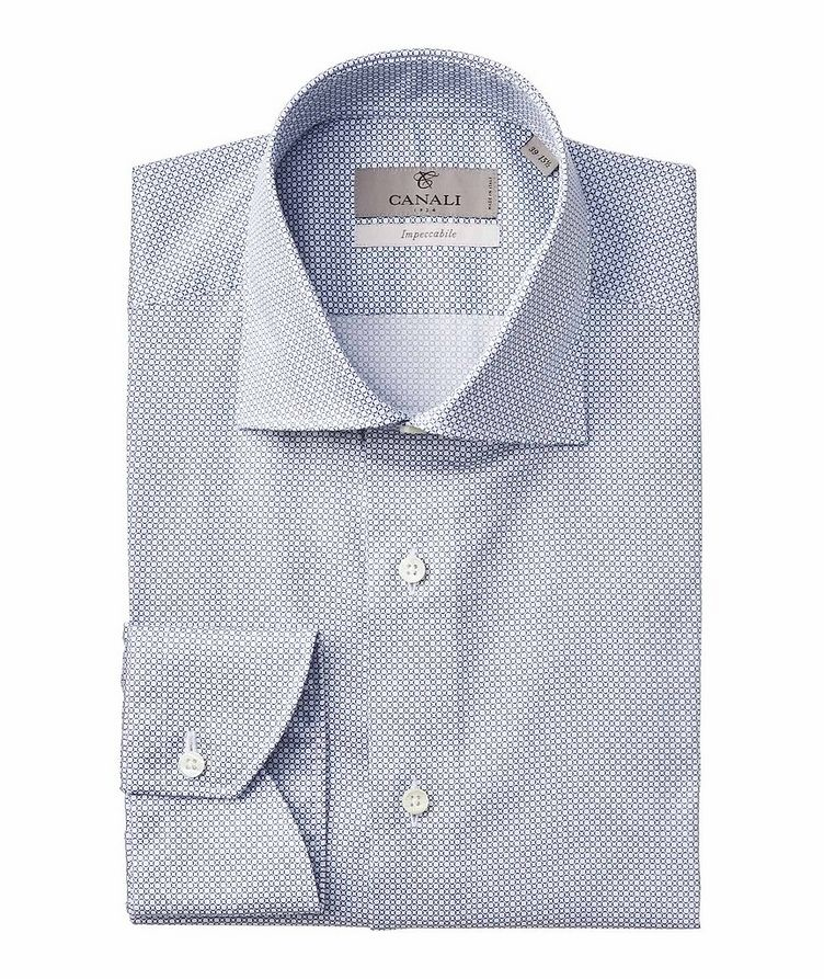 Neat-Printed Impeccabile Dress Shirt image 0