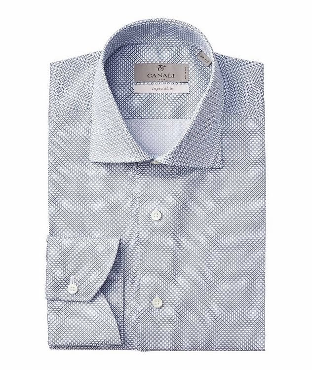Neat-Printed Impeccabile Dress Shirt picture 1