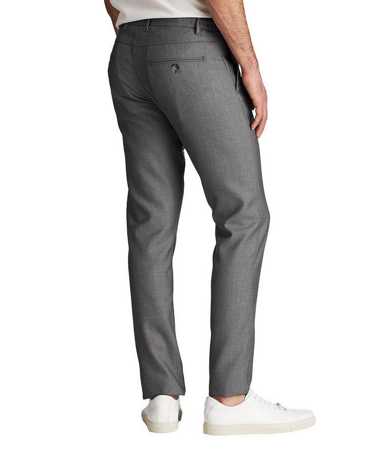 Drawstring Impeccabile Wool Pants image 1