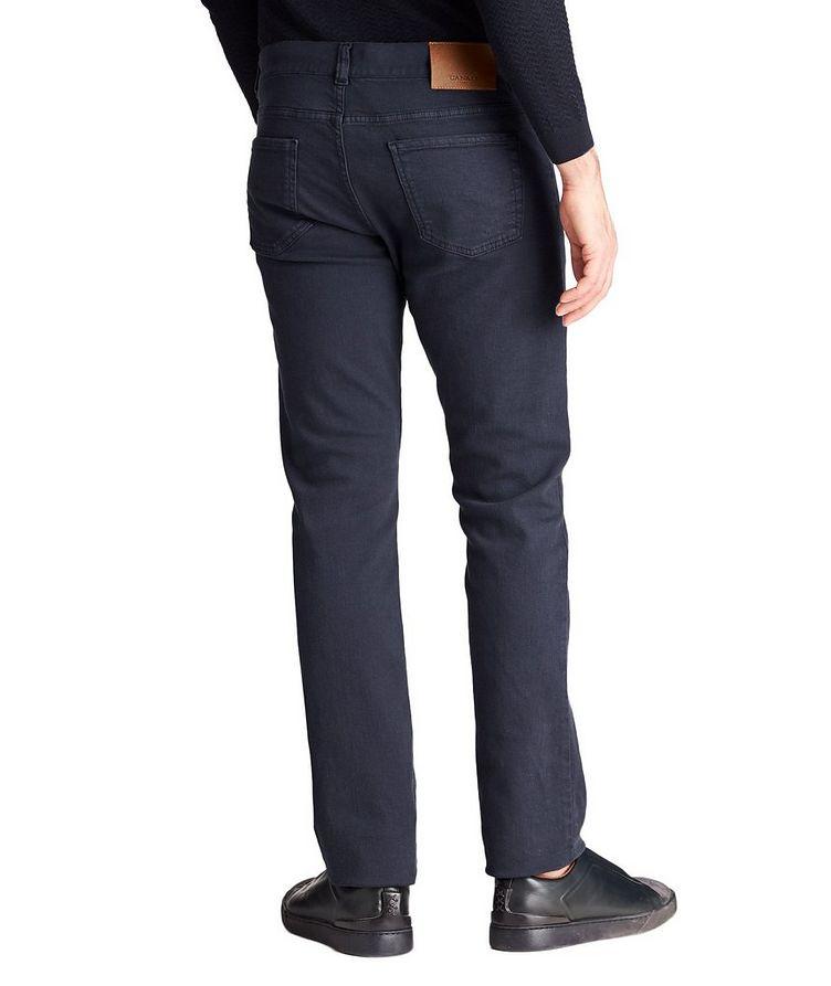 Slim Fit Stretch-Cotton Jeans image 1
