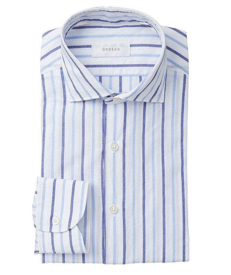 Striped Cotton Shirt image 0