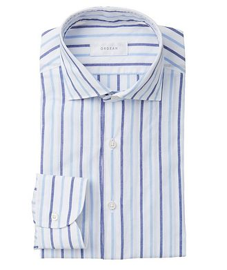 Ordean Striped Cotton Shirt