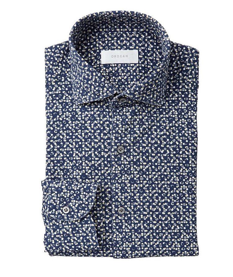Confetti-Printed Cotton Shirt image 0