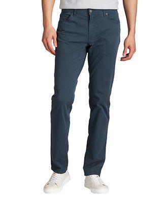 Brax Pantalon Cooper Fancy en tissu Marathon 2.0