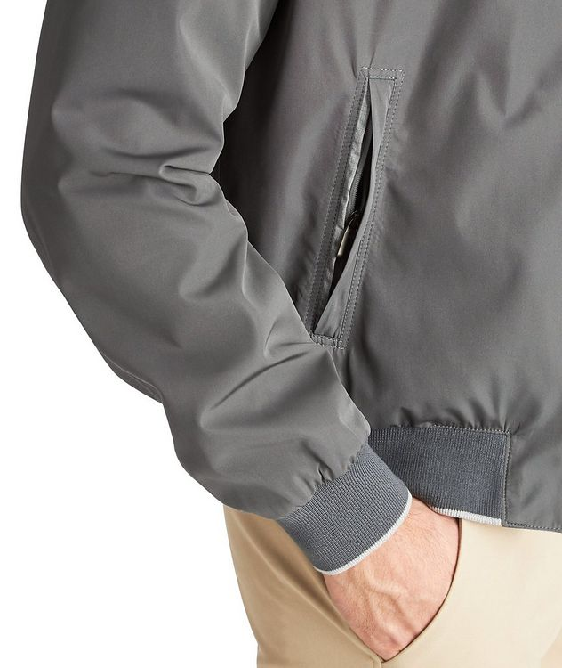 Reversible Bomber Jacket picture 4