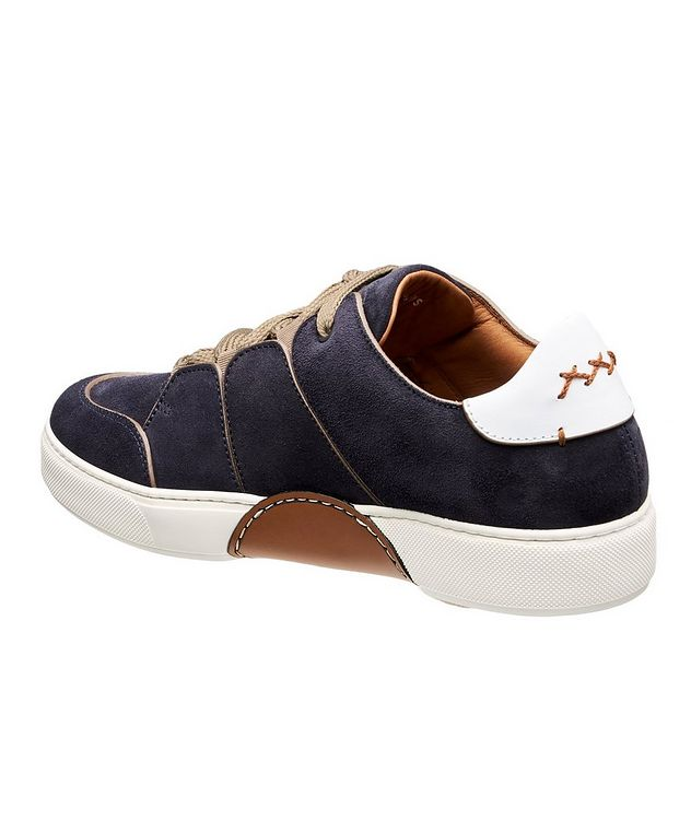 Tiziano Suede Sneakers picture 2