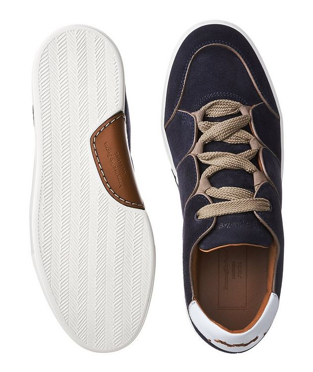 Tiziano Suede Sneakers picture 3