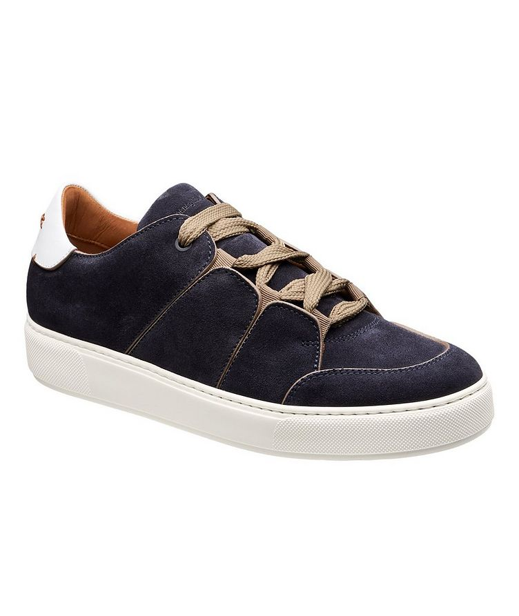 Tiziano Suede Sneakers image 0