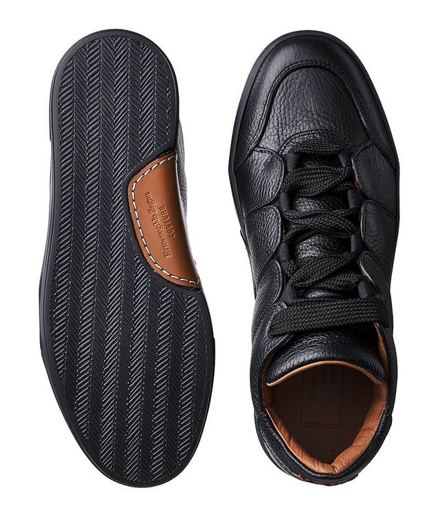 Tiziano Tumbled Sneakers picture 3