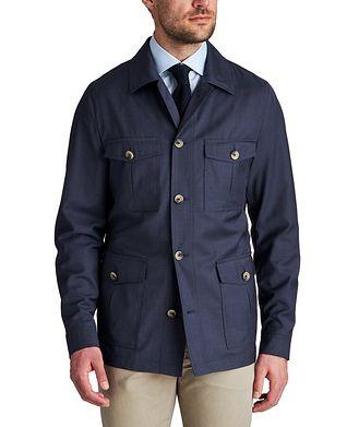 Canali Impeccabile Field Jacket