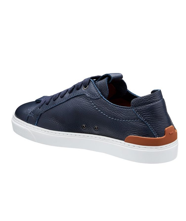 Leather Flex Sneakers image 1