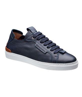 Ermenegildo Zegna Leather Flex Sneakers