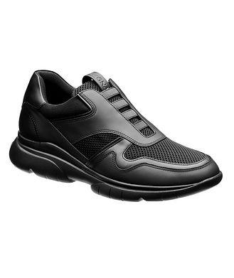 Ermenegildo Zegna Chaussure sport Sprinter 2.0 aux textures variées