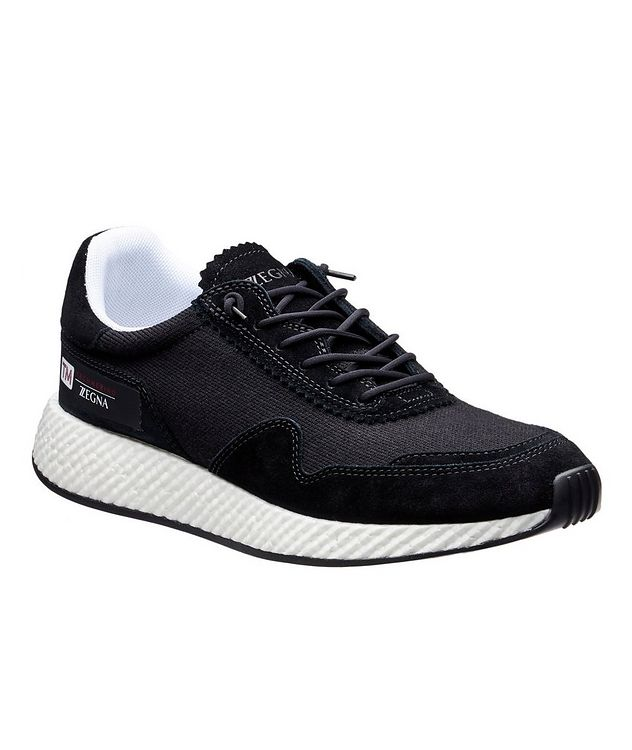 Techmerino Wool Sneakers picture 1