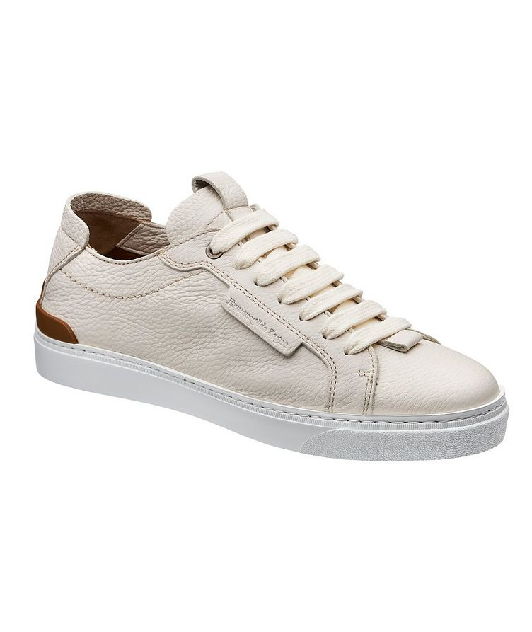 Suede Flex Sneakers image 0
