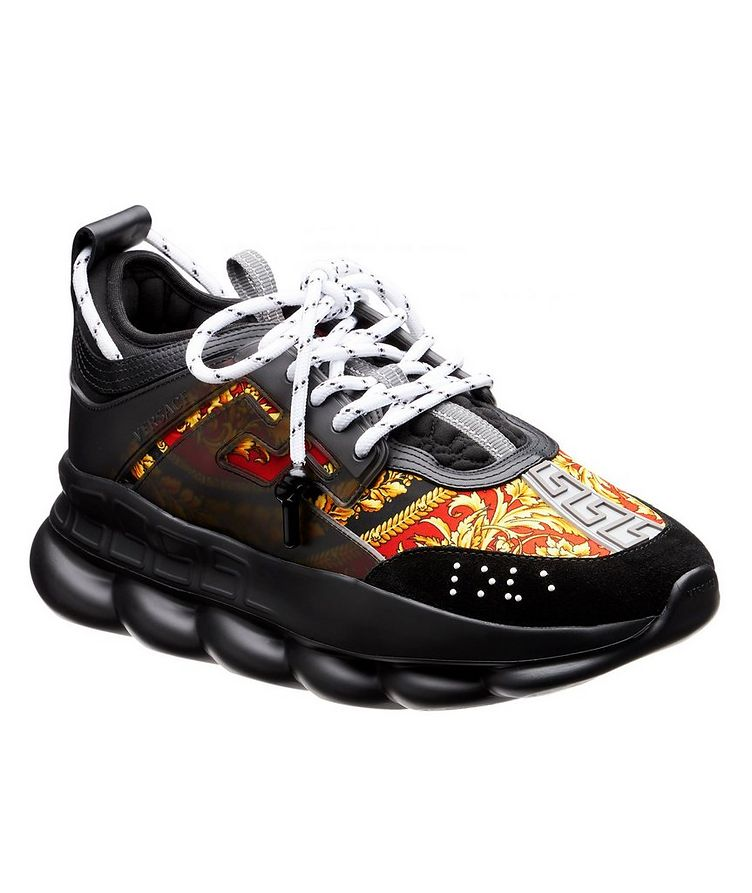 Chain Reaction Sneakers image 0