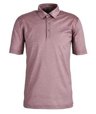Canali Cotton Polo