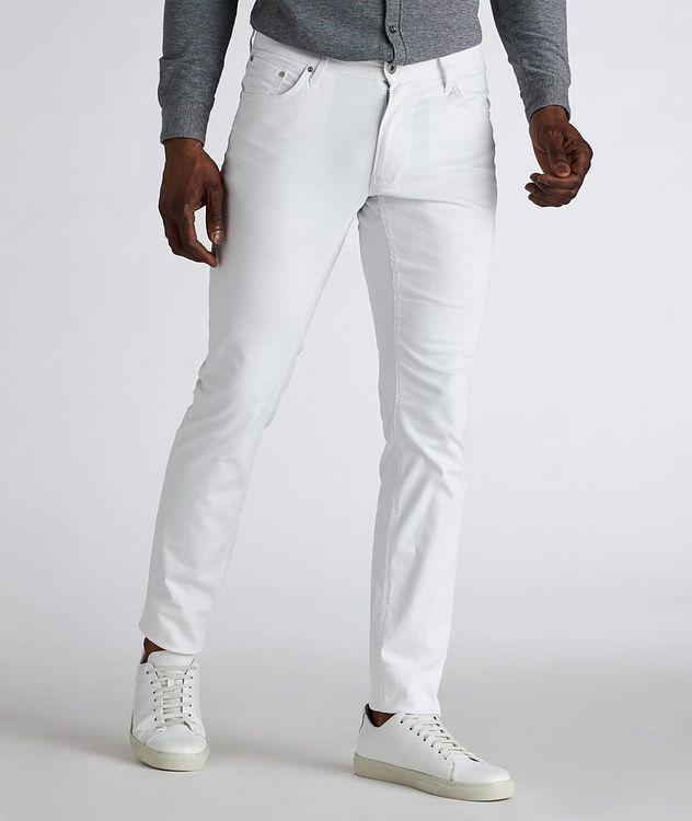 Chuck Hi-Flex Stretch-Cotton Pants picture 2