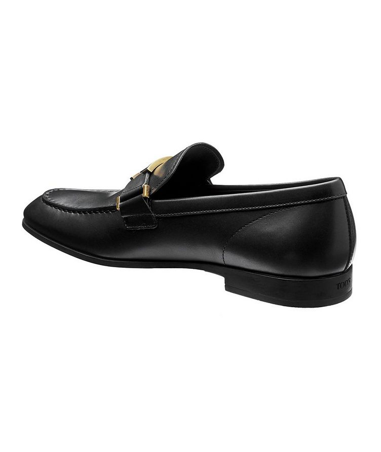 T-Buckle Loafers image 1