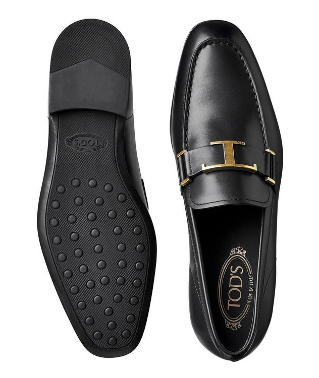 T-Buckle Loafers picture 3