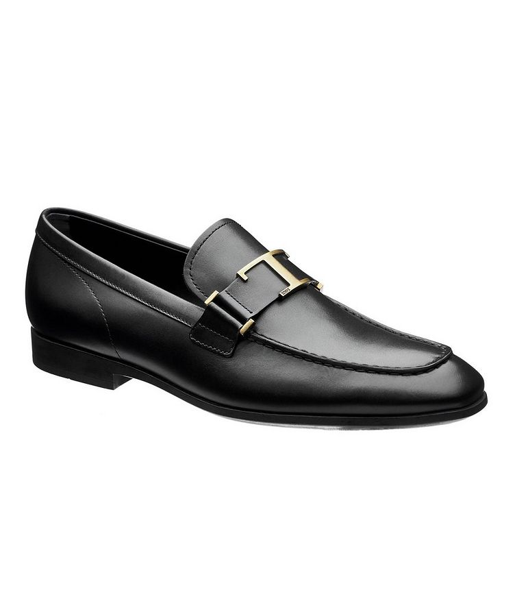 T-Buckle Loafers image 0