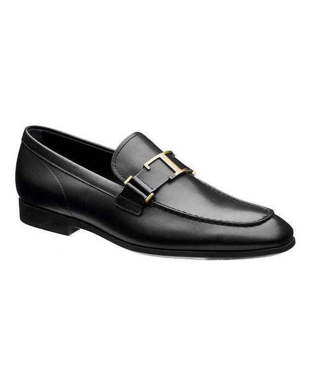 T-Buckle Loafers picture 1