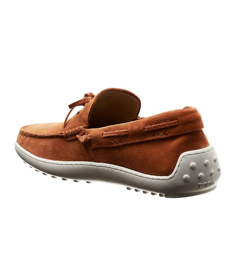 Suede Driving Shoes image 1