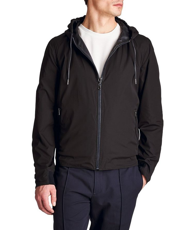 Mats Reversible Leather Jacket image 1