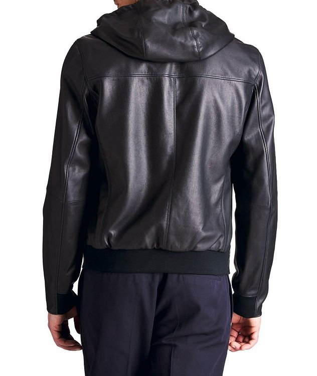 Mats Reversible Leather Jacket picture 3
