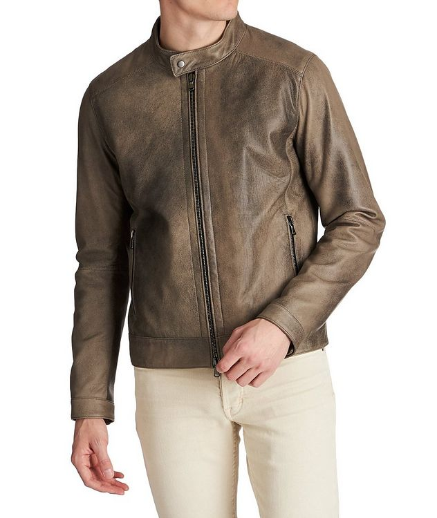 Toto Cafe Racer Jacket picture 1