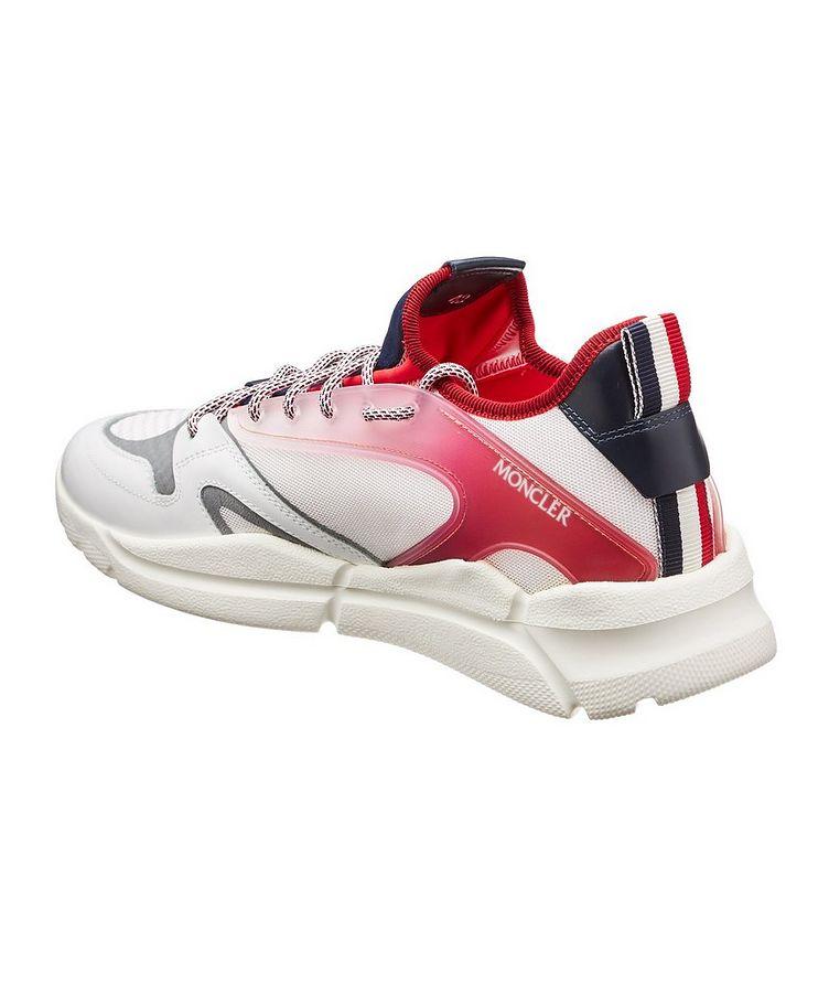 Anakin Leather & Mesh Sneakers image 1