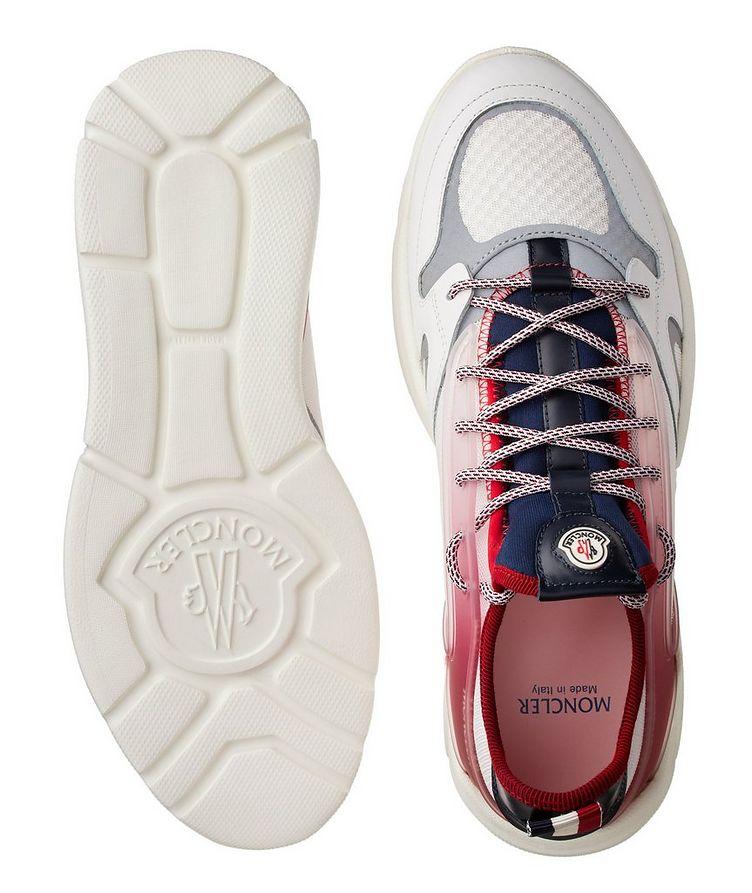 Anakin Leather & Mesh Sneakers image 2