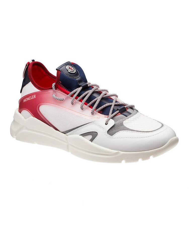 Anakin Leather & Mesh Sneakers image 0