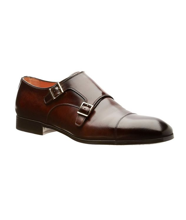 Double Monkstrap Boots picture 1