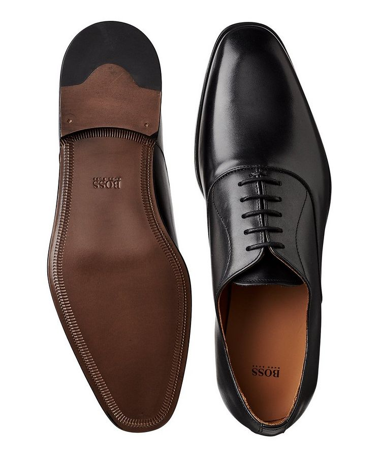 Leather Oxfords image 2