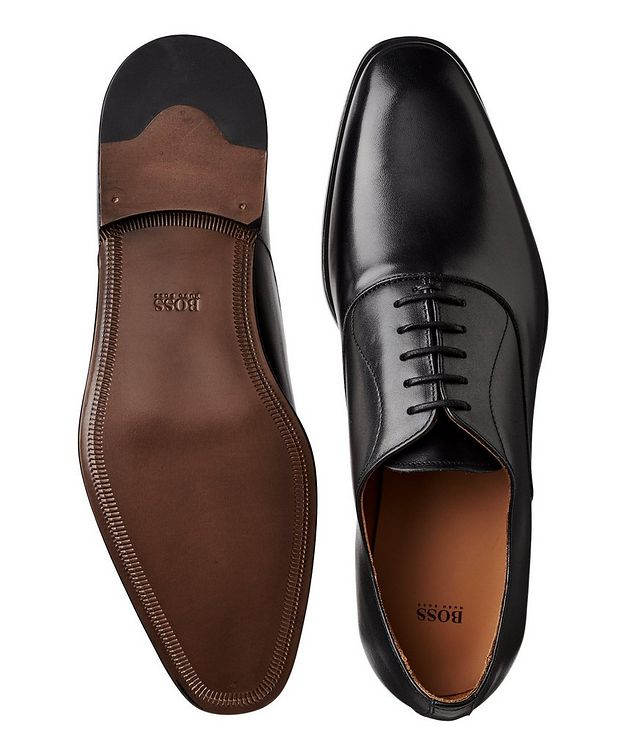 Leather Oxfords picture 3