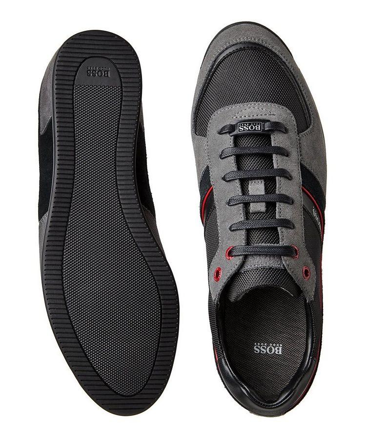 Glaze Multi-Texture Sneakers image 2