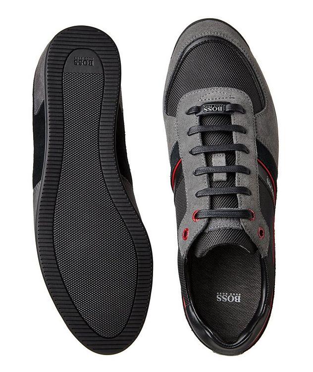 Glaze Multi-Texture Sneakers picture 3