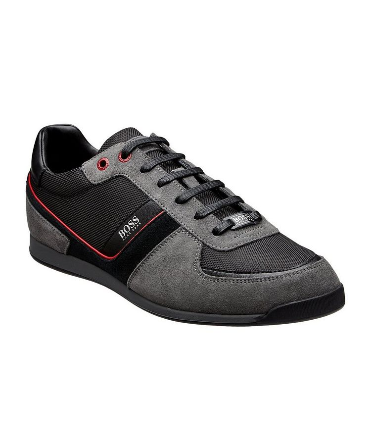Glaze Multi-Texture Sneakers image 0