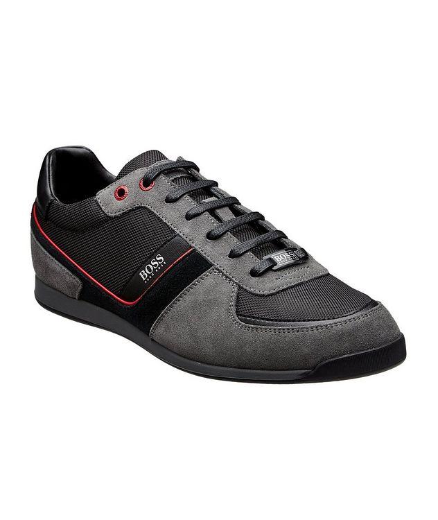 Glaze Multi-Texture Sneakers picture 1