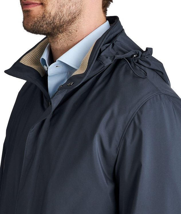 Green Storm System Light Voyager Jacket picture 2
