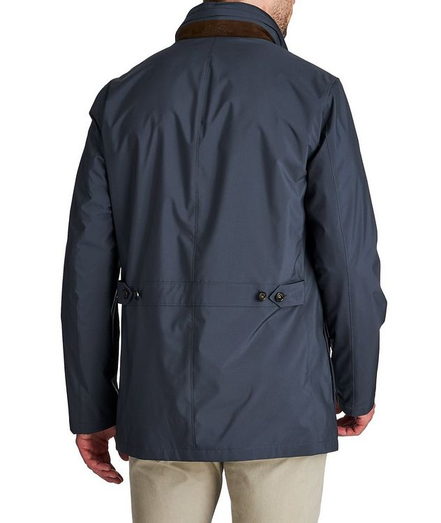 Green Storm System Light Voyager Jacket picture 3