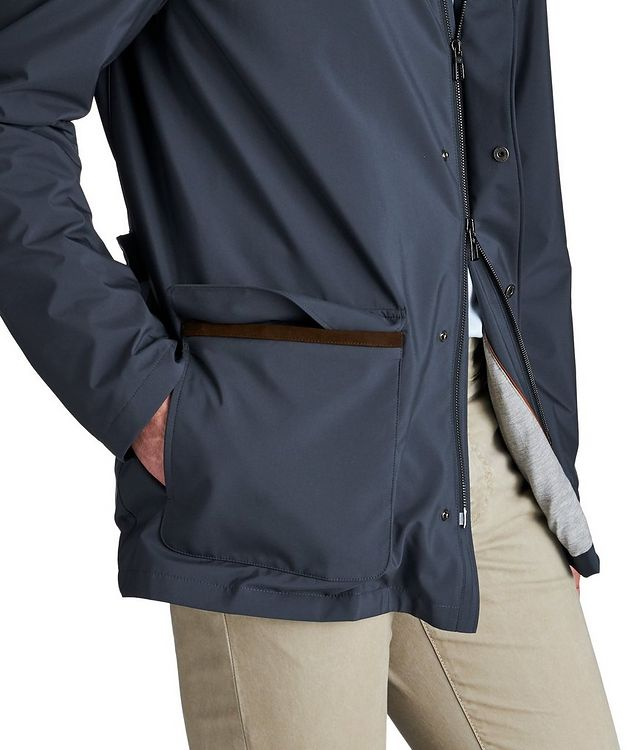 Green Storm System Light Voyager Jacket picture 4