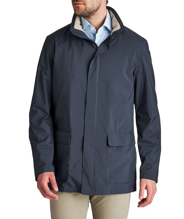 Green Storm System Light Voyager Jacket picture 1
