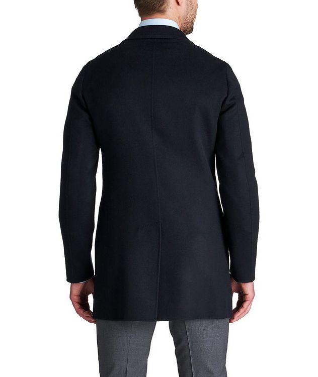 Rain System Cashmere Overcoat picture 2