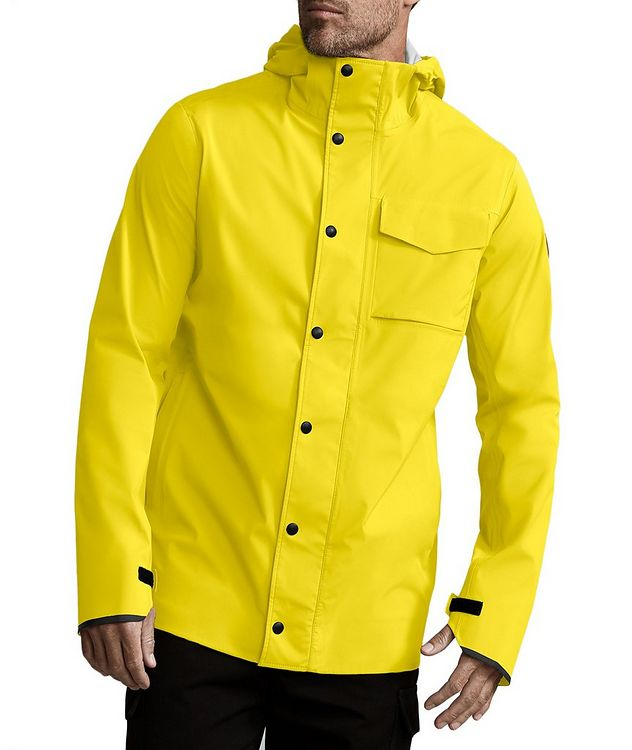 Water-Repellent Nanaimo Jacket picture 2