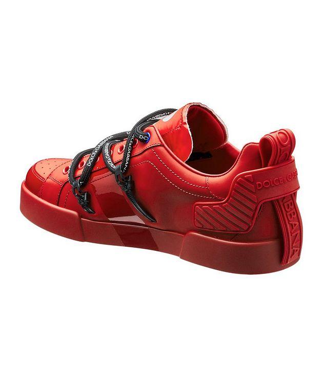 Portofino Multi-Texture Sneakers picture 2