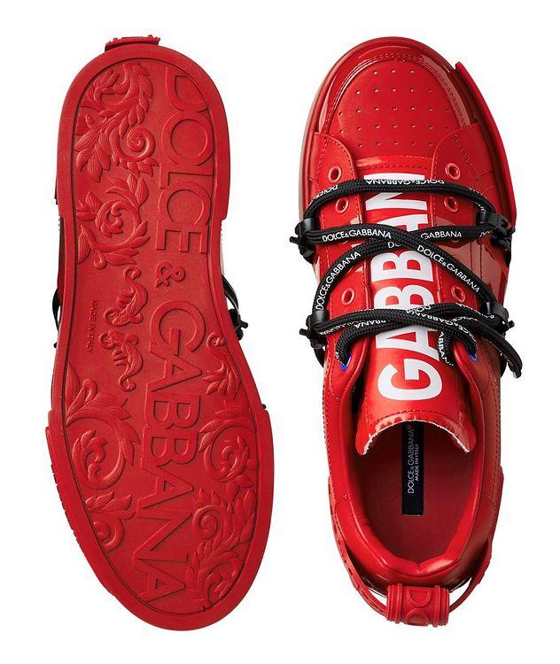Portofino Multi-Texture Sneakers picture 3